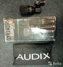 Audix f2 2013 чёрный