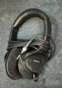Roland RH-A7 2013 чёрный