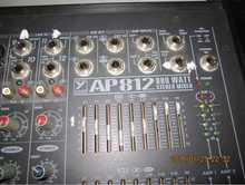 Микшерский пульт активный Yorkville AP 812 made in Canada
