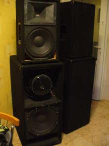 Потужна акустична система