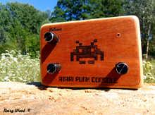 Noisy Wood Аналоговый синтезатор (новый дизайн с красным деревом)