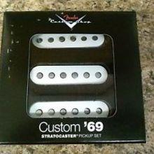 Звукосниматели Fender Custom Shop '69 Picap Strat Stratocaster