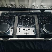 DJ комплект Pioneer 2xCDJ-350 & DJM-350 + Кейс