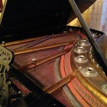 Bekker Антикварный рояль 1895 Черный