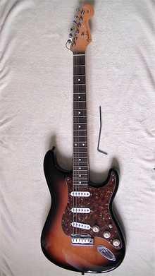 Fender John Mayer (USA) strat