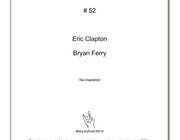 MusicalAction Eric Clapton  Bryan Ferry Remastered Audio CD-R 2015