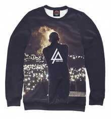 Мужской свитшот Linkin Park от PRINT BAR