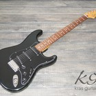 Squier Silver Series Stratocaster Black