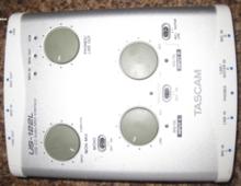 Звуковая карта Tascam US-122L