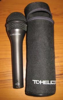 Динамический микрофон  TC-Helicon MP-70
