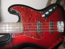 Гитара бас Squier Jazz Bass standart RW by Fender