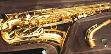 Julius Kelwert SX90R Alto Profi Germany  SX90R 2008 Золотой лак