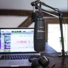 Marantz Pod Pack 1 USB  Студийный комплект микрофон + кронштейн