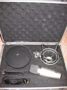 Студийный микрофон Samson C03U (USB)-kit