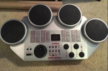 Yamaha  DD-20S  портативная электронная ударная