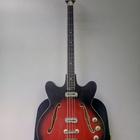 Orfeus  Бас-Гитара 1970 Чёрно/Красный