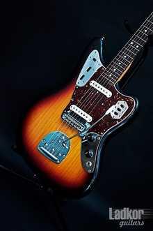 Fender American Vintage Reissue 62 Jaguar AVRI 1962