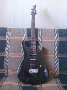 Ibanez GIO GSA60  Черный