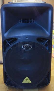 Behringer Eurolive B612D 2012 черный