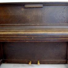 August Forster фортепиано 1938 темно-коричневый