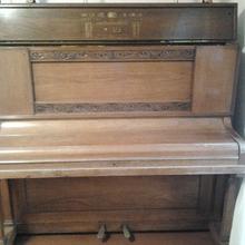 Пианино ED. Seiler 1930г Коричневый