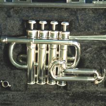 Yamaha YTR-6810S  Bell: Yellow brass, Finish: Silver-plated