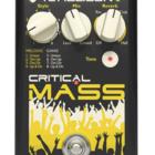 Вокальный процессор TC Helicon Critical Mass