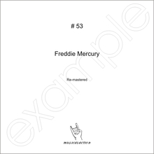 MusicalAction Freddie Mercury Remastered Audio Media 2011