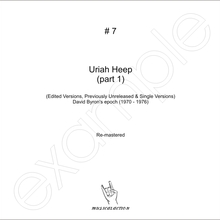 MusicalAction Uriah Heep (disc 1) Remastered Audio Media 2014