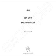 MusicalAction Jon Lord, David Gilmour Remastered Audio Media 2018