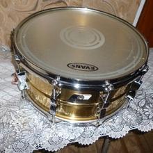 Ludwig Rocker LM 304 brass  Латунь