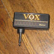 Vox amplug Metal 2014 черный