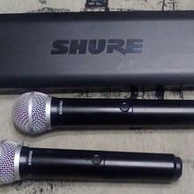 Shure BLX88 K3E 2013 Черный матовый