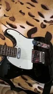 Squier telecaster standart 2013 black