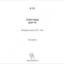 MusicalAction # 10 - Uriah Heep (part 4) Remastered Audio Media 2014