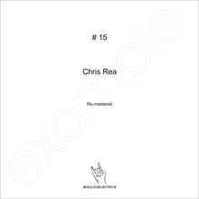 MusicalAction # 15 - Chris Rea  Remastered Audio Media 2011