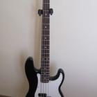 Fender Standard Precisions Bass 2016 RW Black Tint