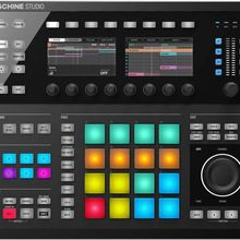 Native Instruments Maschine Studio 2014 Black