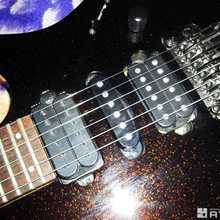 DiMarzio HS-4 DP217 YJM (DP-217 YJM) сингл чёрный