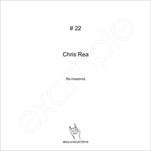 MusicalAction # 22  Chris Rea   Remastered Audio Media 2010