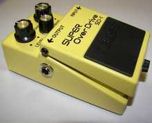 Boss (Roland) D-1 Super OverDrive
