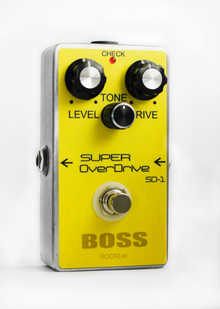 Super Overdrive SD-1