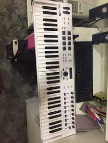 ARTURIA Keylab 61 Essential 2017 Белый