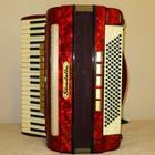 Продается концертный аккордеон «Stradella», производство «PGH DER AKKORDEONBAUER  KLINGENTHAL/SA.» № 3508