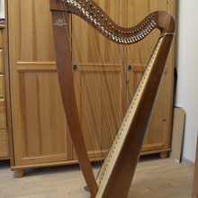 Camac Harps Telenn 2016 Орех
