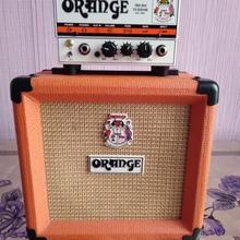 Orange micro terror 2015 оранжевый