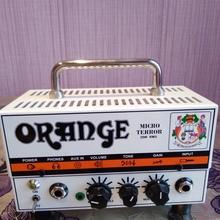 Orange mt20 micro terror 2015 white
