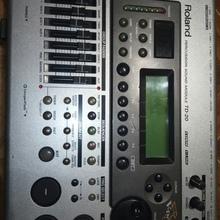 Roland TD-20  серебристый