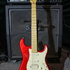 Fender Stratocaster 2004 Candy Apple Red