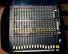 Allen & Heath Mix Wizard WZ 16 2 DX